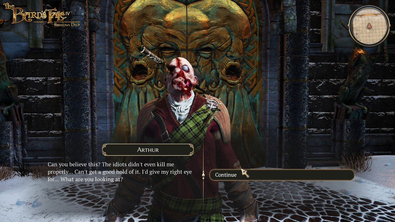 the bard's tale 3