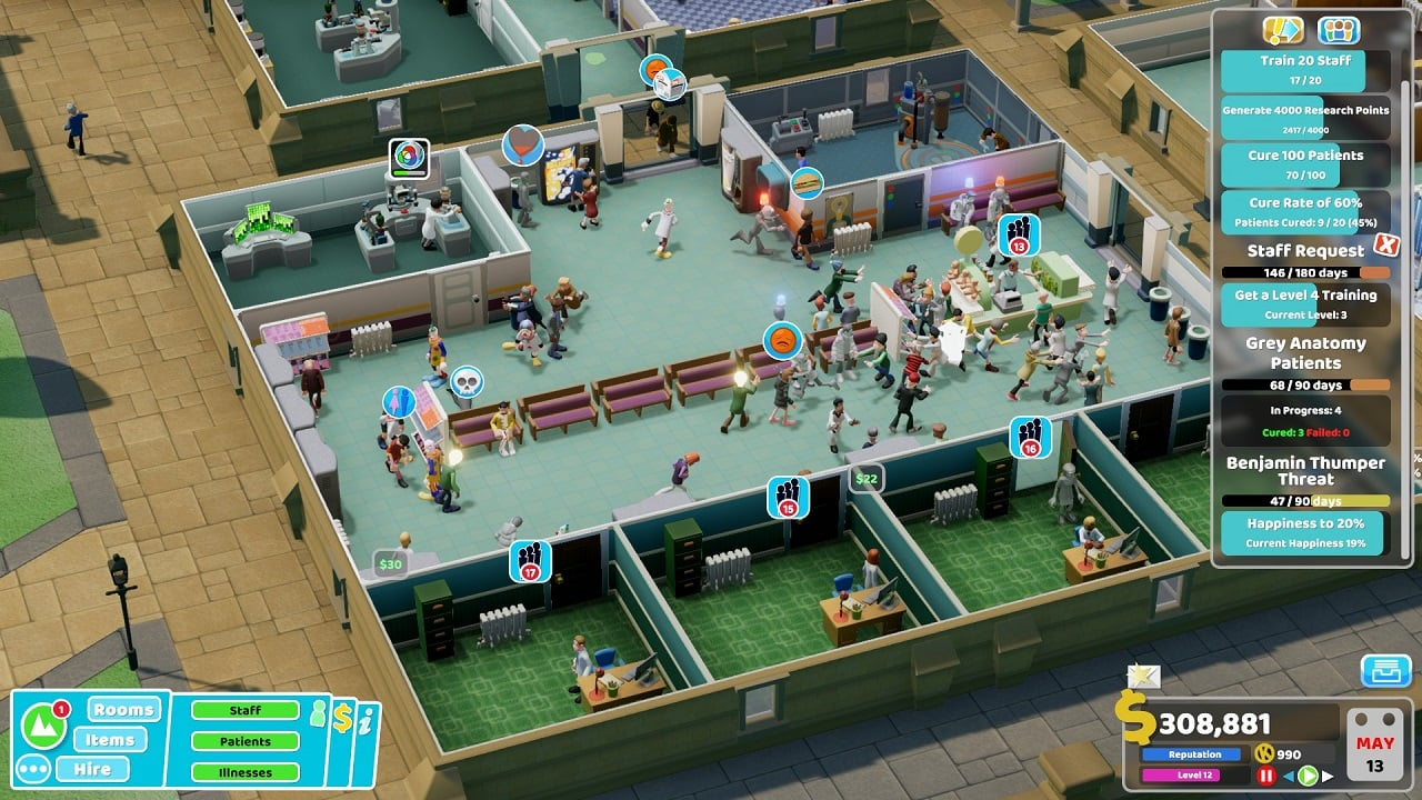 two point hospital 7