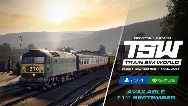 Train Sim World: West Somerset Railway – DLC (PS4) Review