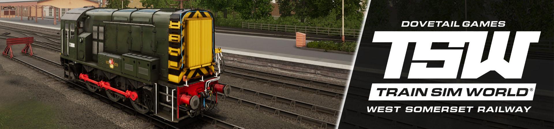 Train Sim World: West Somerset Railway - DLC (PS4) Review | GamePitt -  Dovetail Games