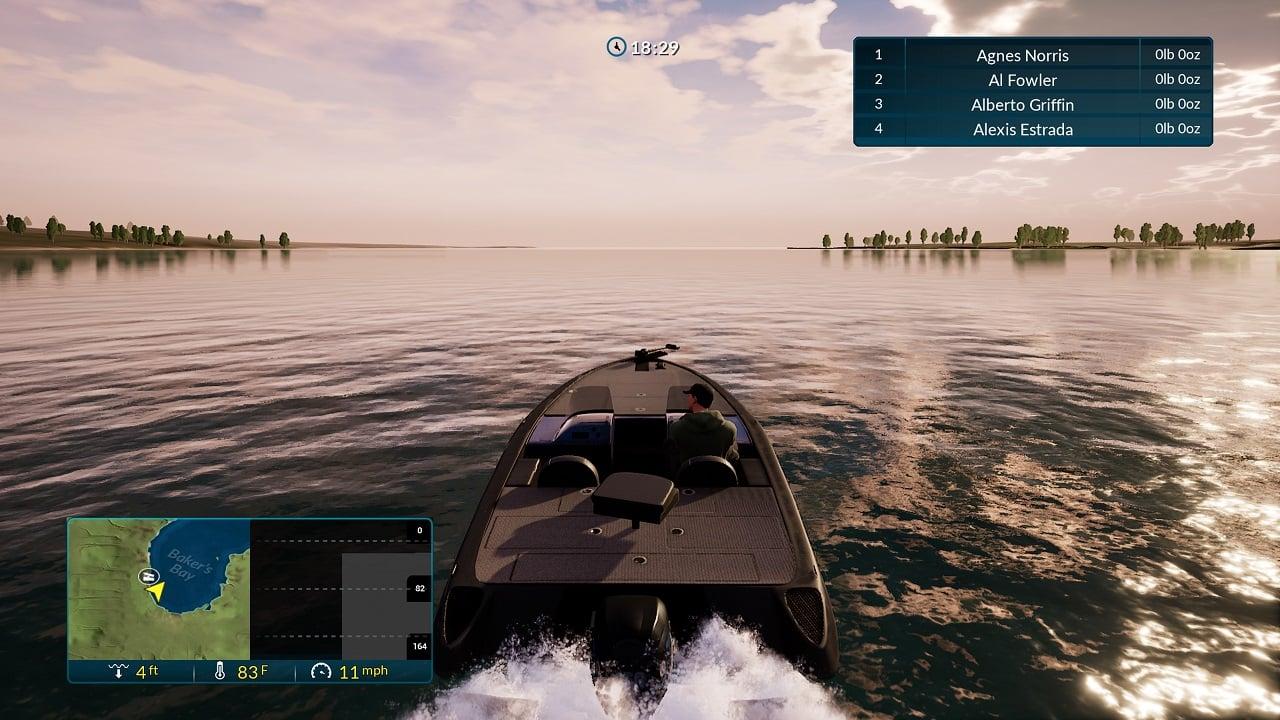 Fishing Sim World 6