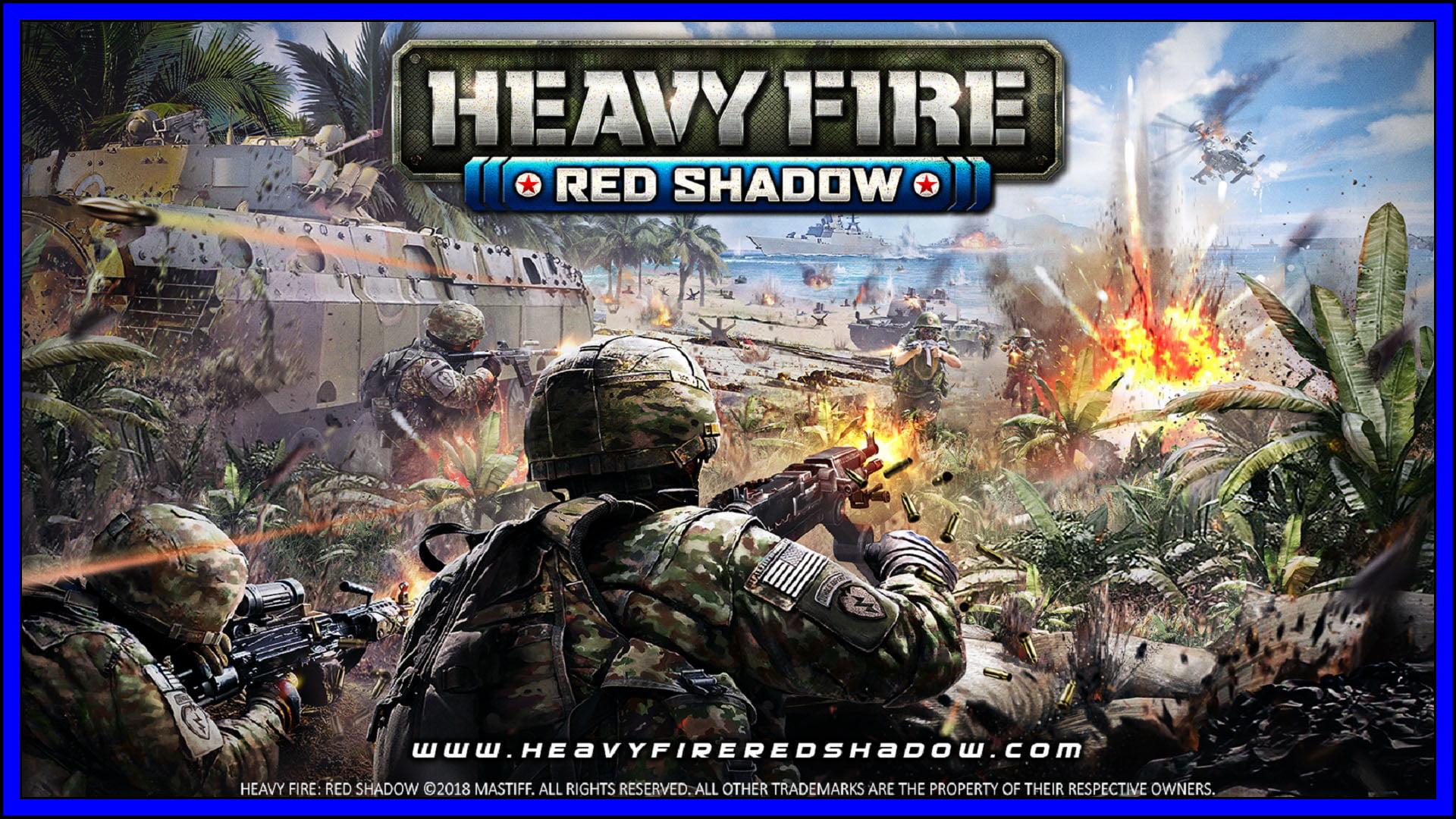 Heavy Fire Fi3