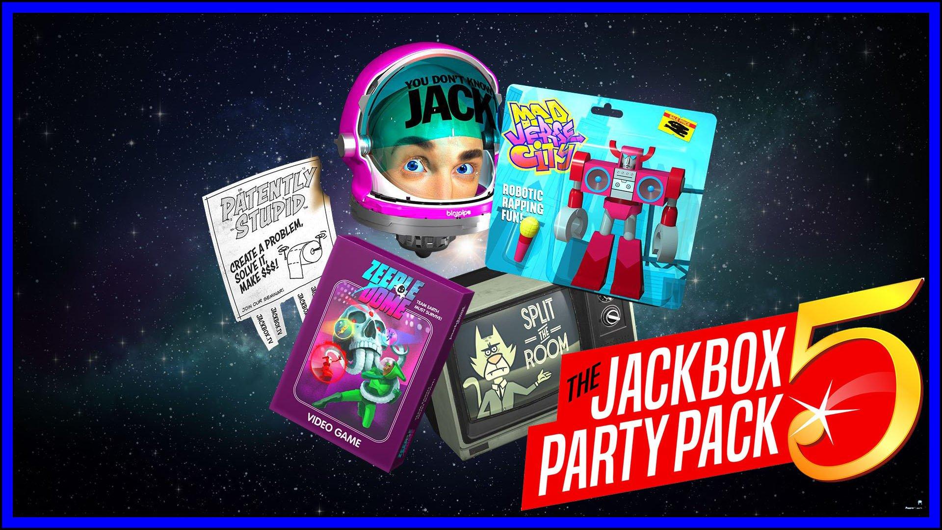 Jackbox Party Pack 5 Fi3