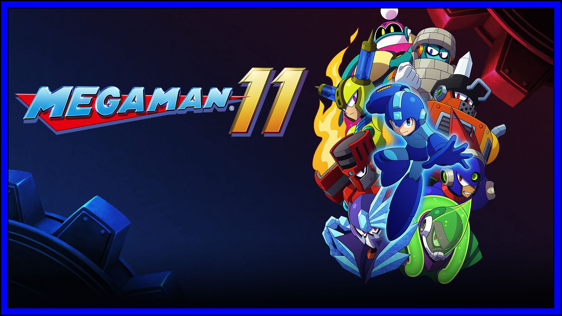 Mega Man 11 (PS4) Review