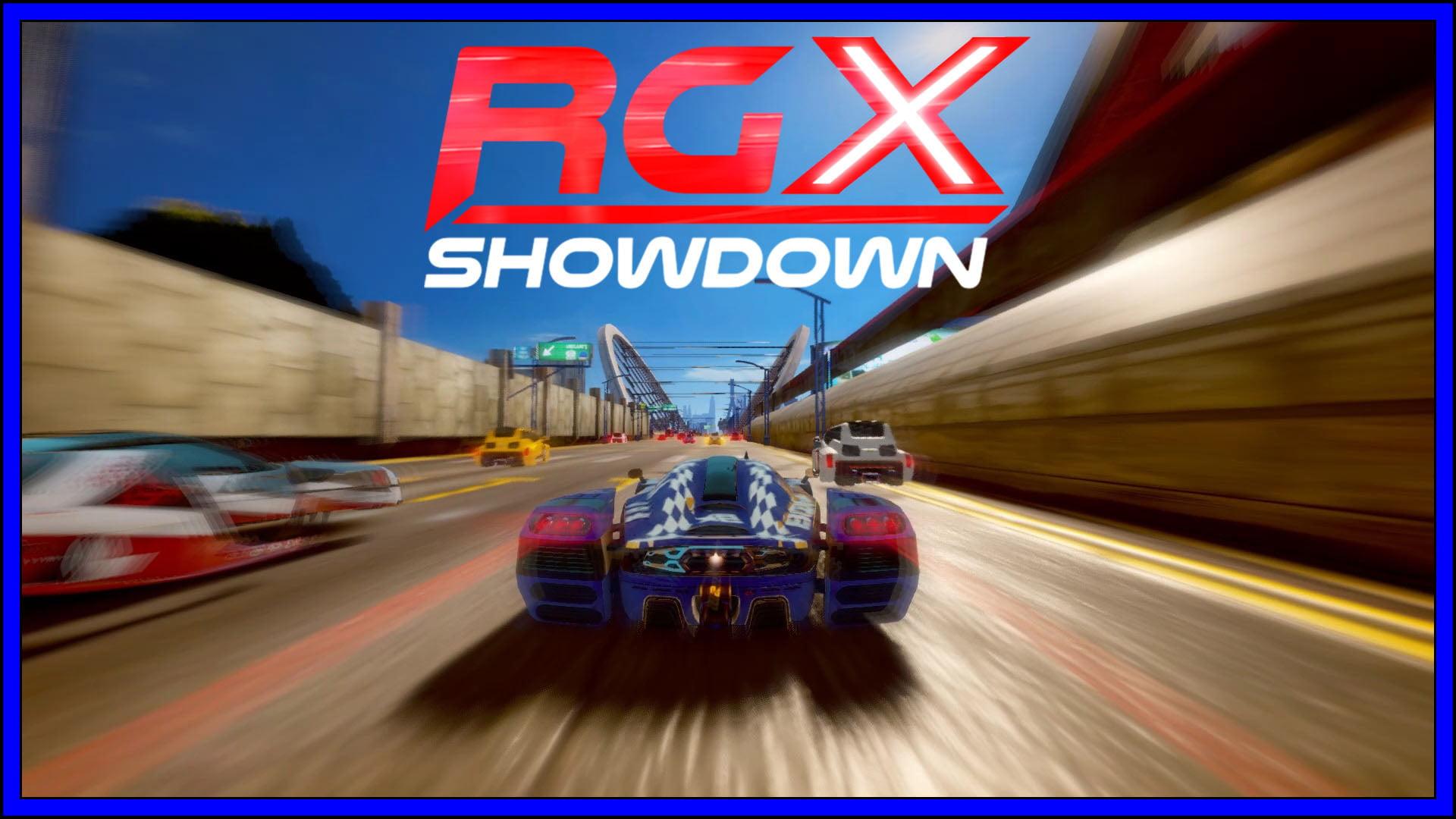 RGX Showdown Fi3