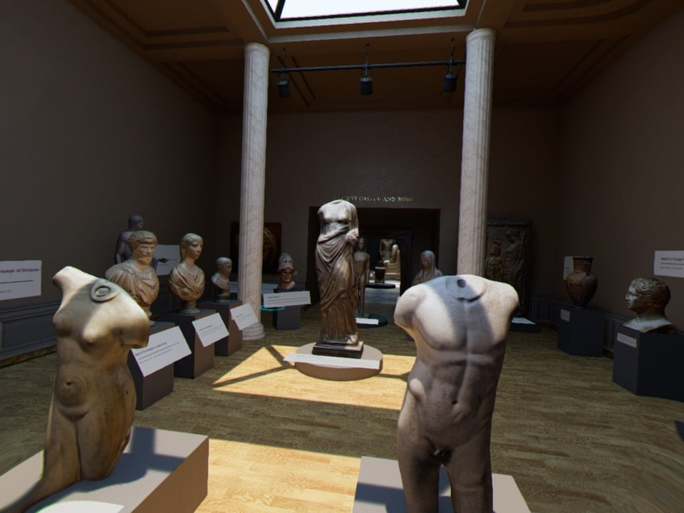 The Grand Museum VR 1