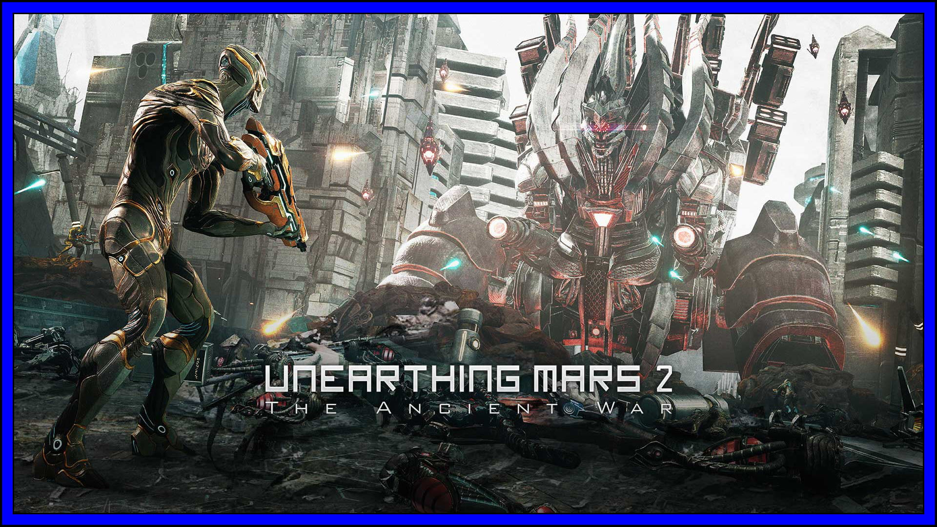 Unearthing Mars 2 Fi3