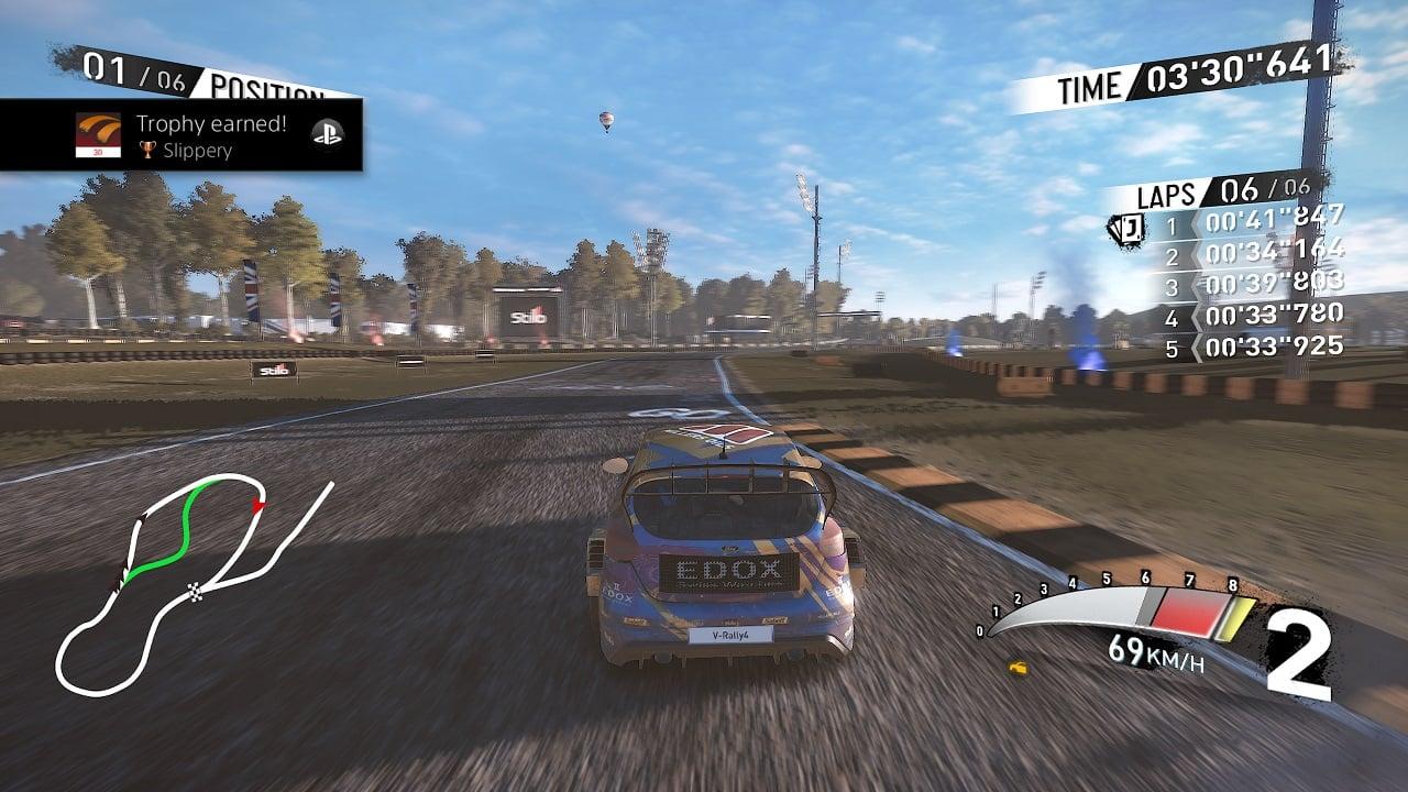 V-Rally 4 9