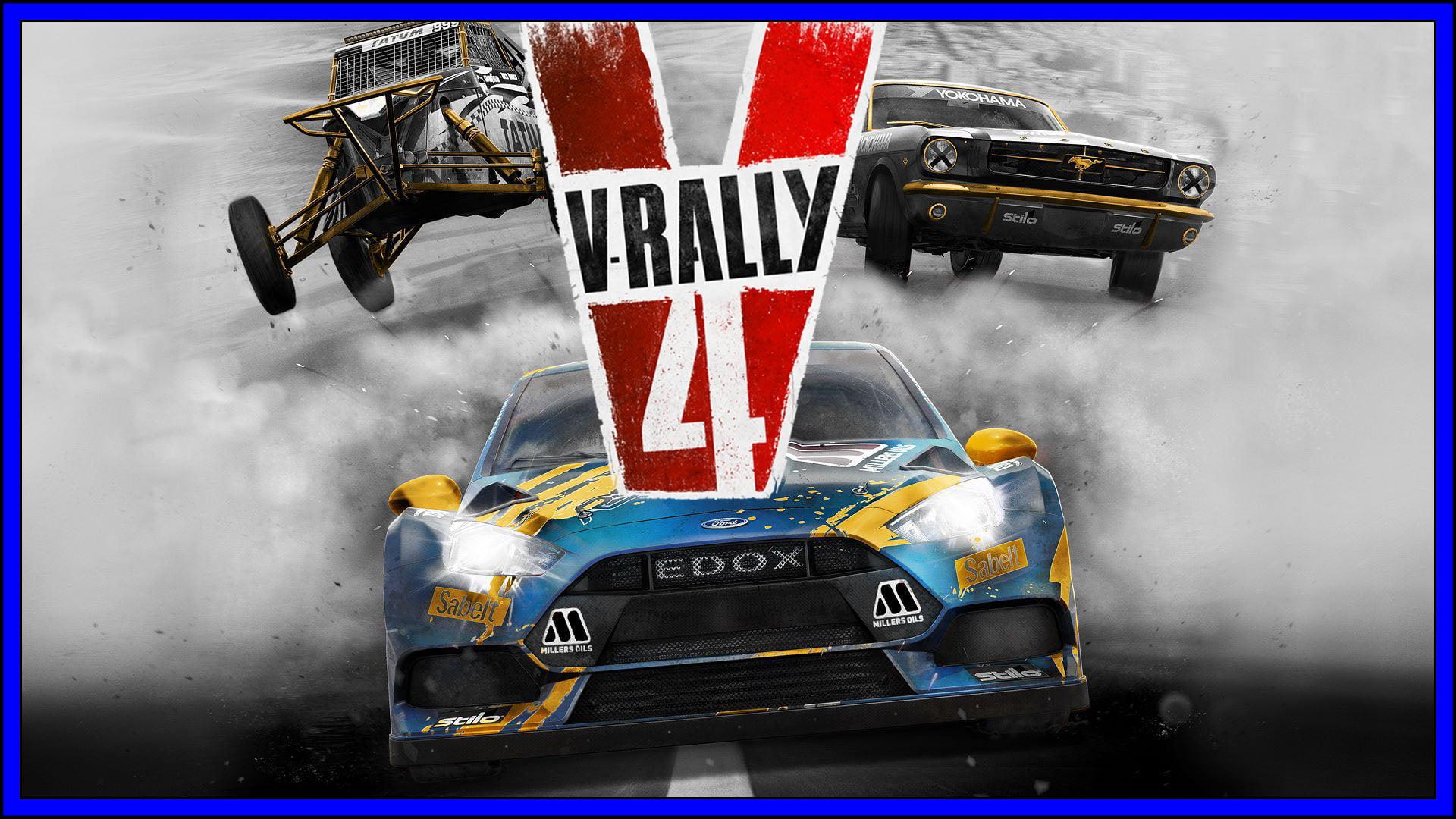 V Rally 4 Fi3