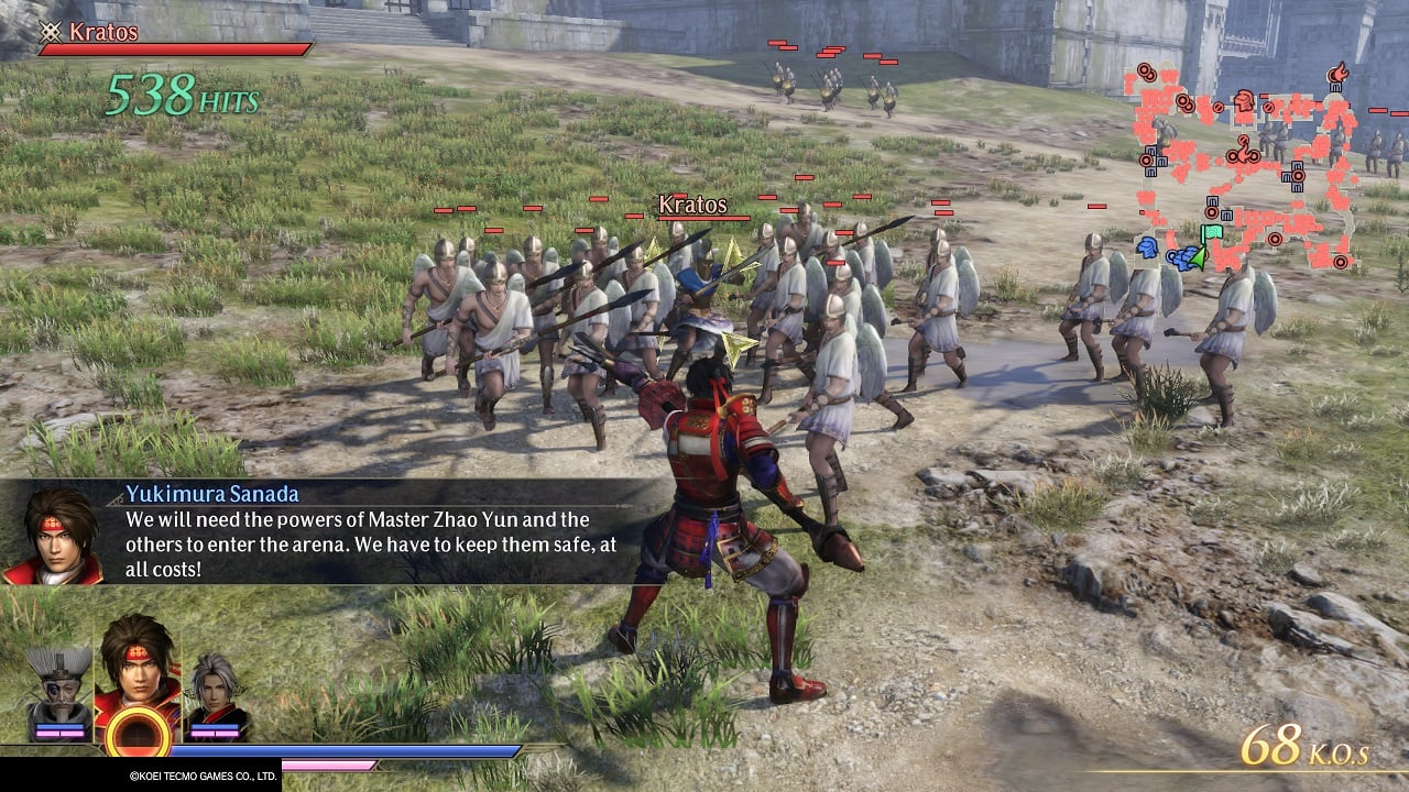 WARRIORS OROCHI 4 6