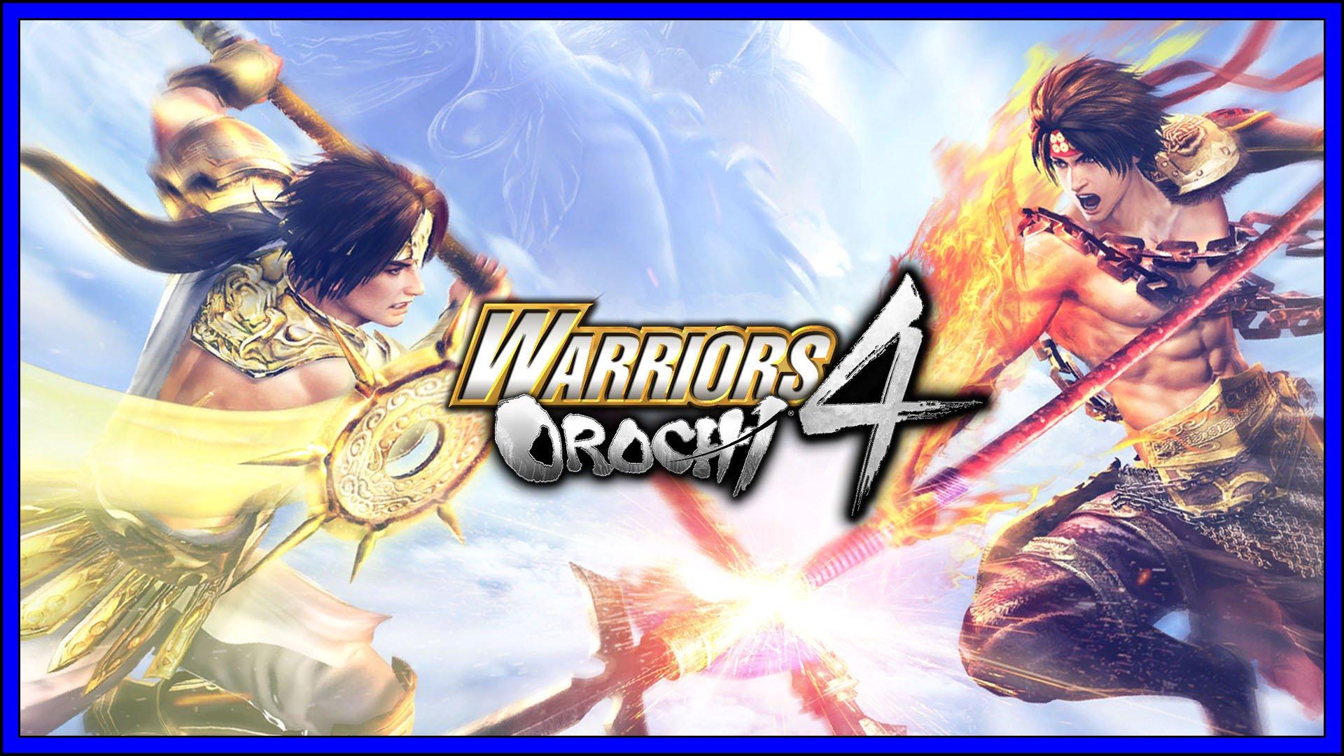 Warriors Orochi 4 Fi3