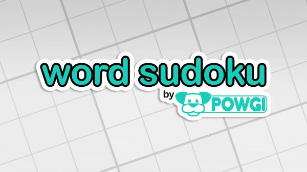 Word Sudoku by POWGI (PS4 and PS Vita) Review