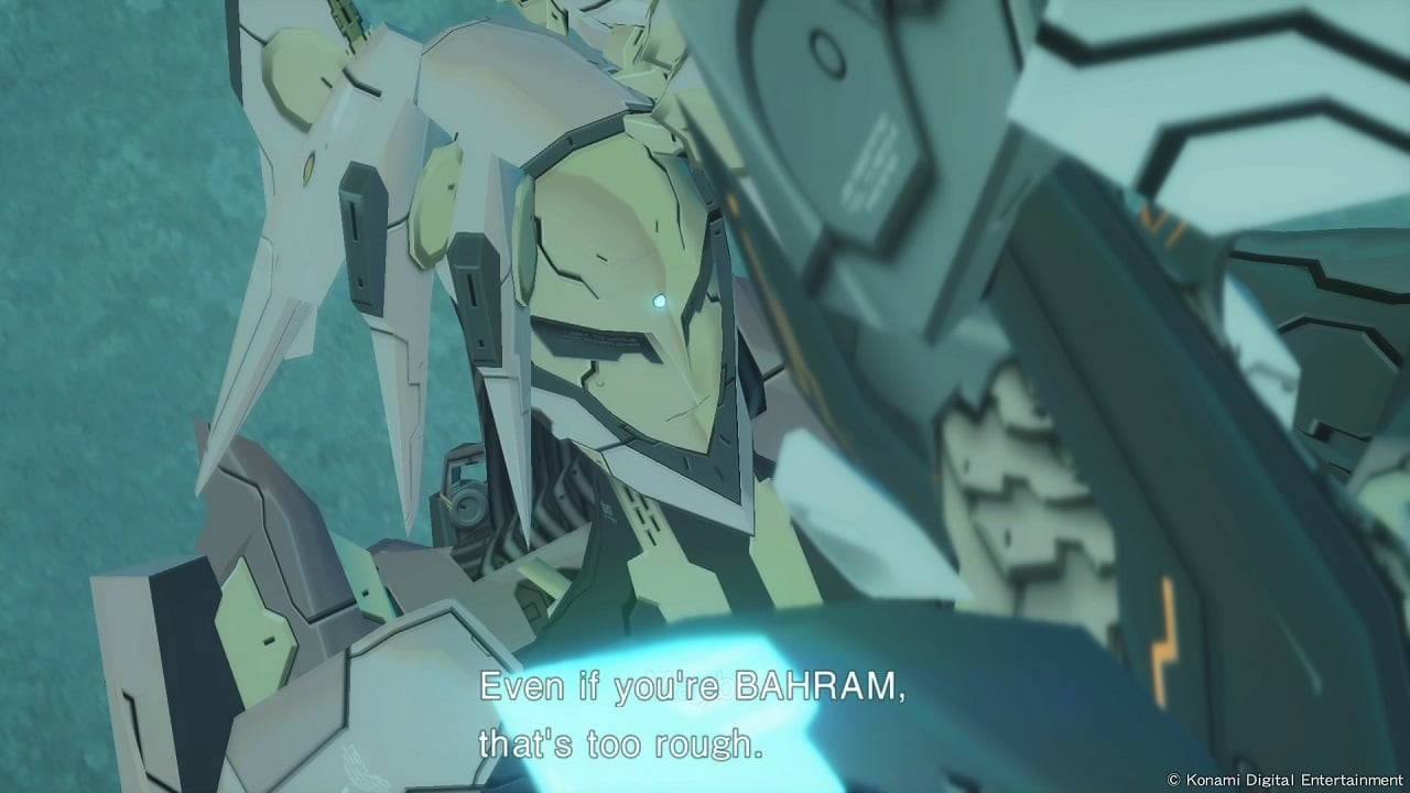 ZONE OF THE ENDERS THE 2nd RUNNER _ M∀RS_1