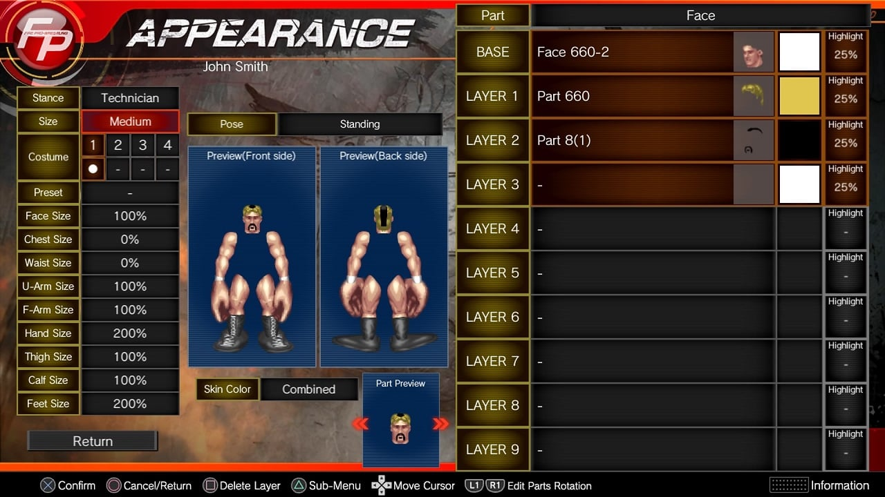 fire pro wrestling - am i missing something