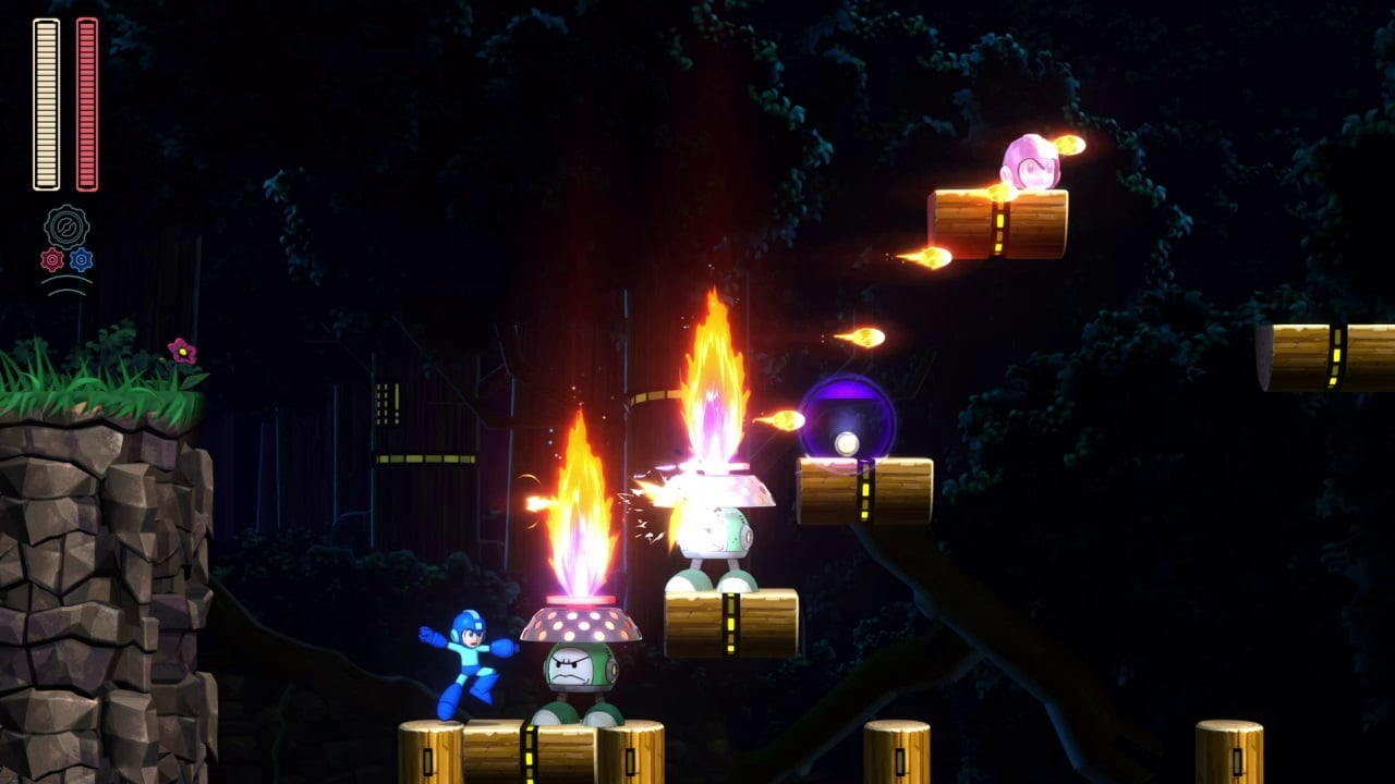mega man 11 2 - Everything looks amazing
