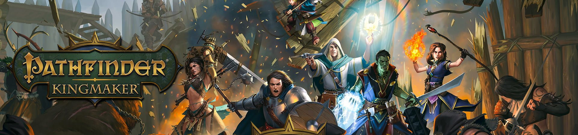 Pathfinder: Kingmaker (PC) Review | GamePitt - Deep Silver