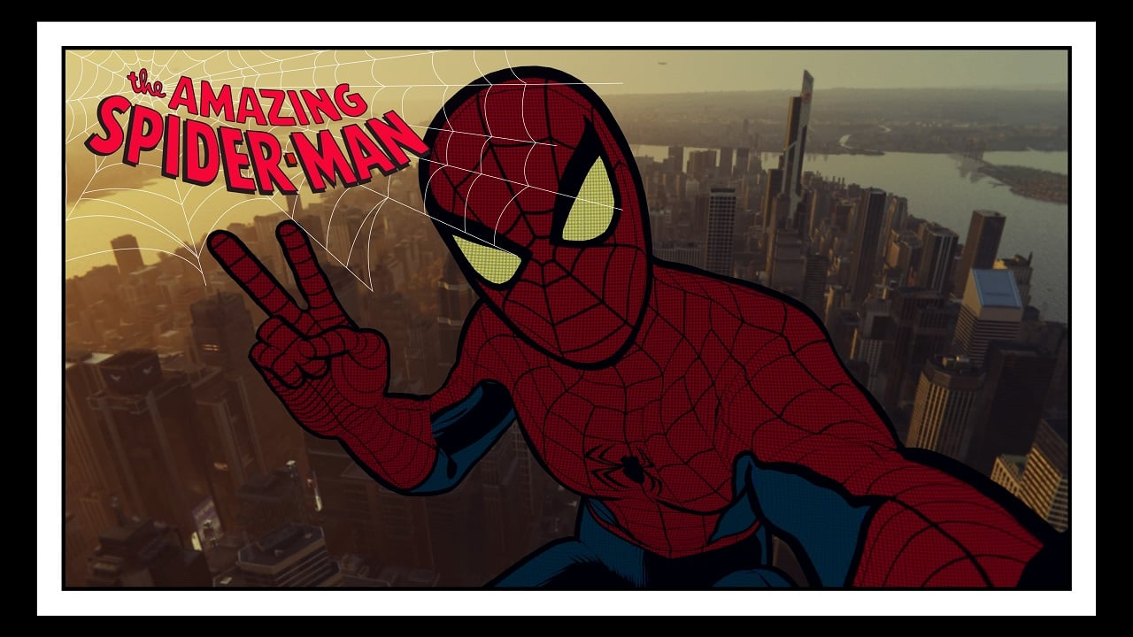 Marvel's spider-man Header
