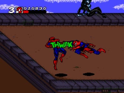 Marvel's spider-man Max carnage