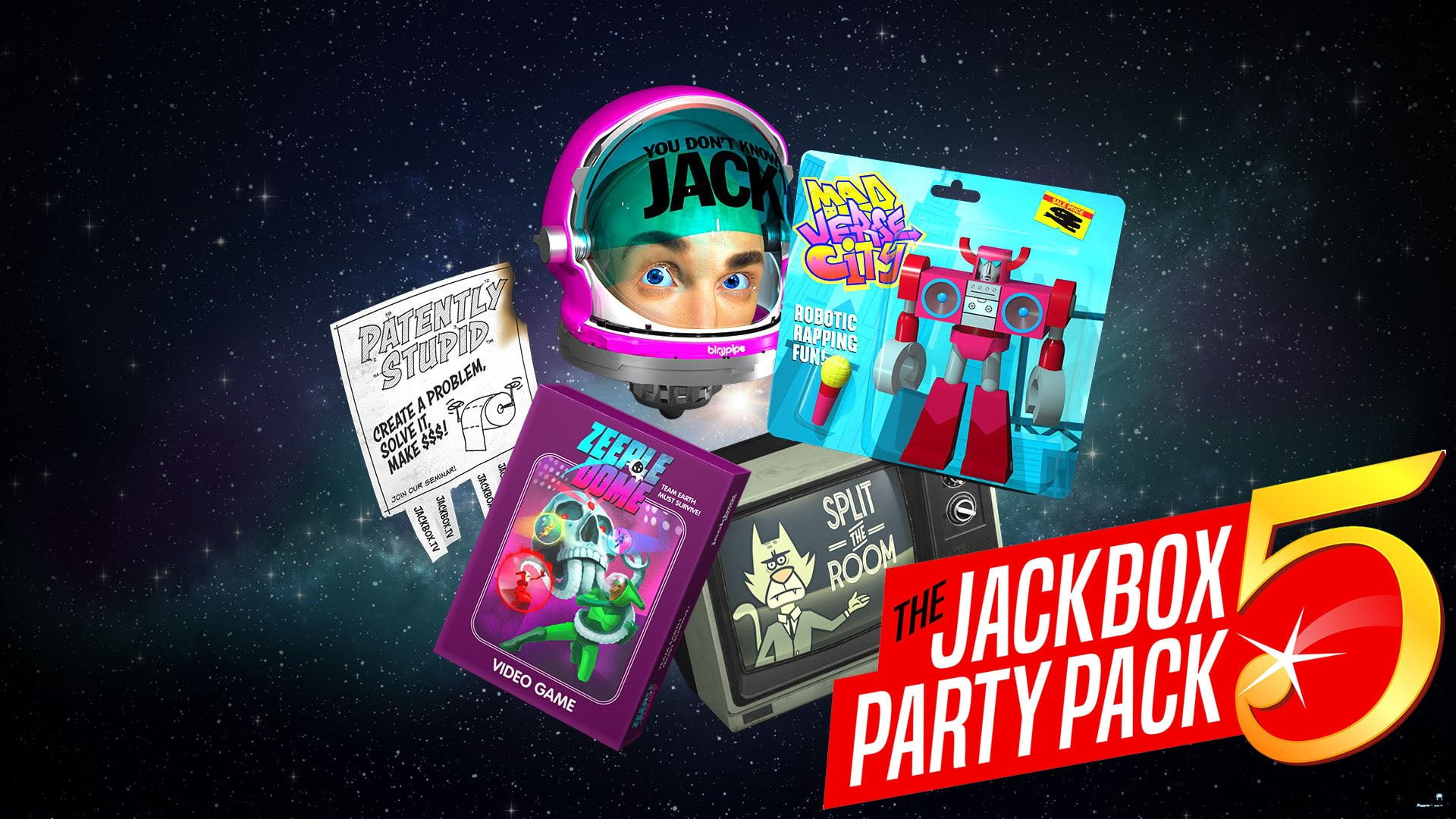 The Jackbox Party Pack 5 (PS4) Review