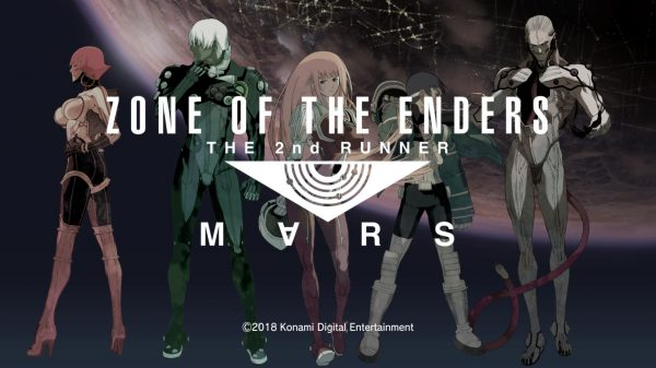 ZONE OF THE ENDERS: The 2nd Runner – M∀RS (PS4) Review