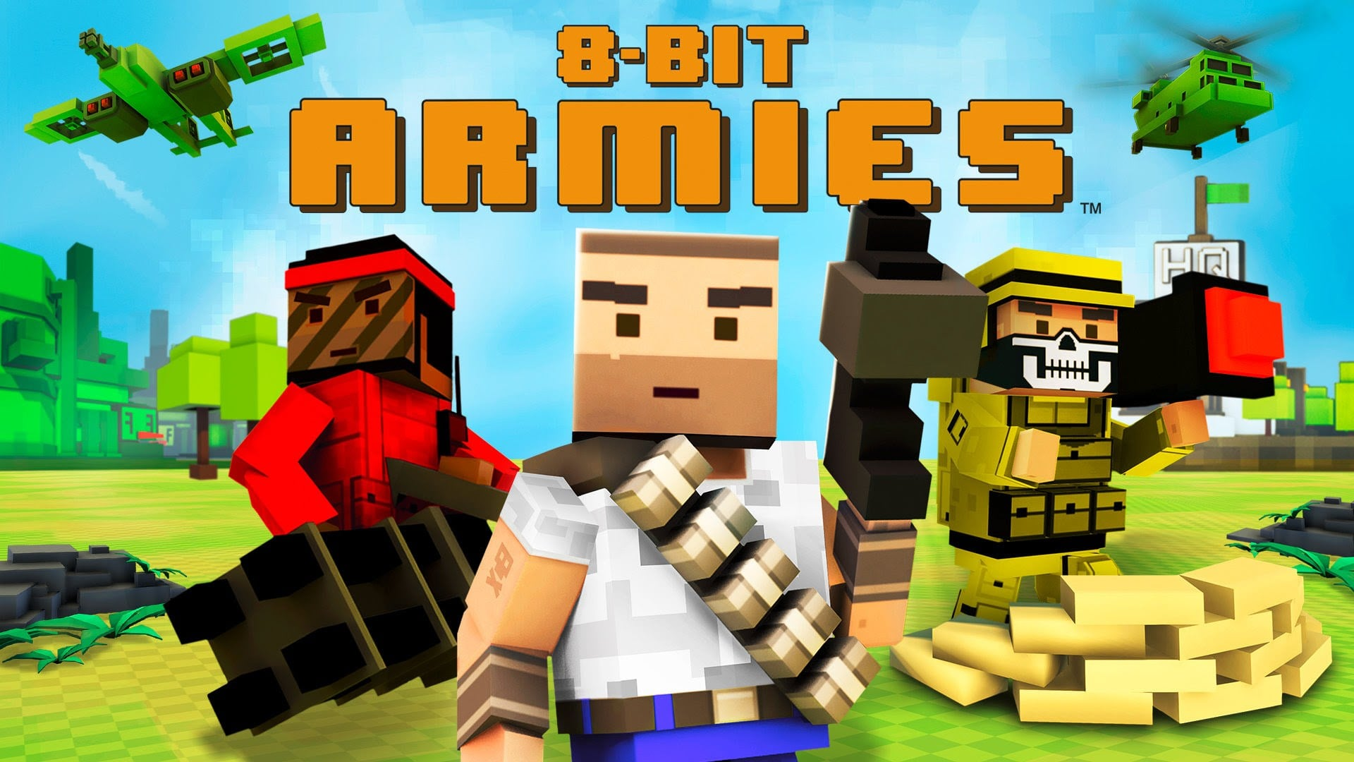 8-Bit Armies (PS4) Review