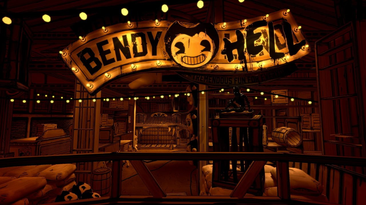 Bendy and the Ink Machine 3