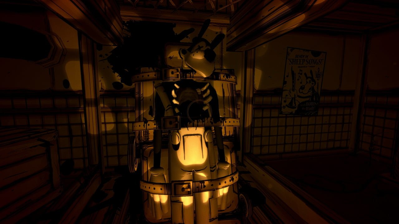 Bendy and the Ink Machine 5