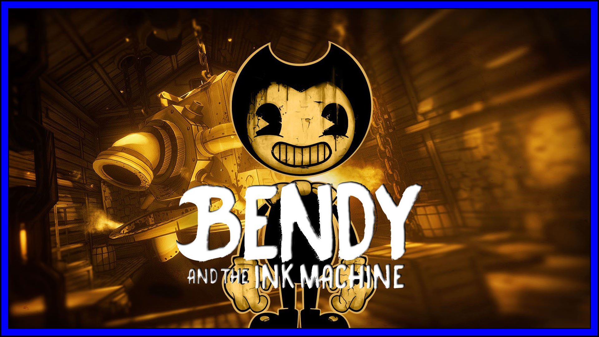 Bendy And The Ink Machine Fi3