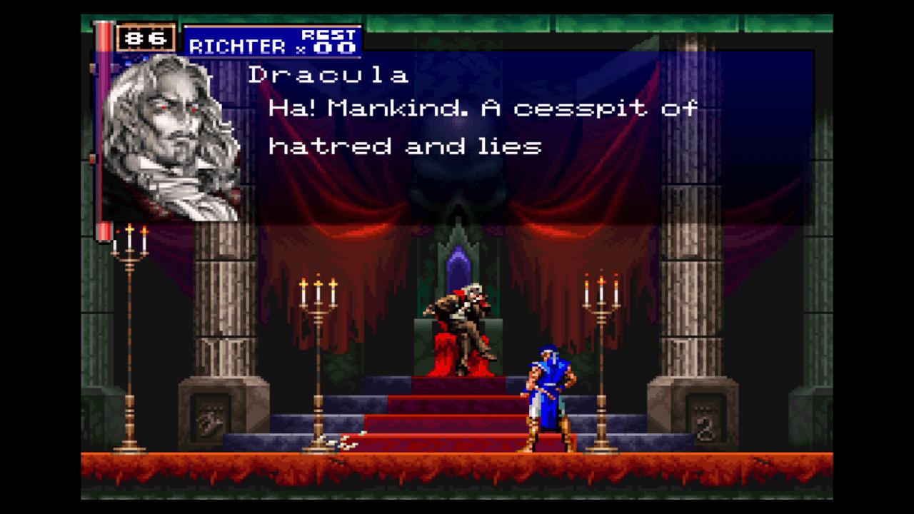 Castlevania Requiem 2