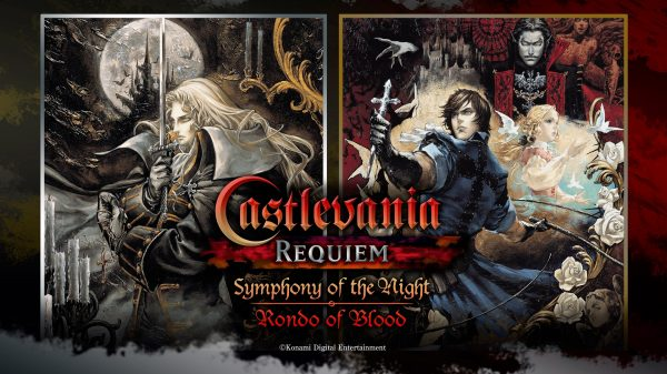Castlevania Requiem: Symphony of the Night & Rondo of Blood (PS4) Review