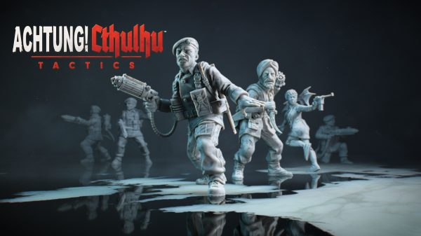 Achtung! Cthulhu Tactics (PS4) Review