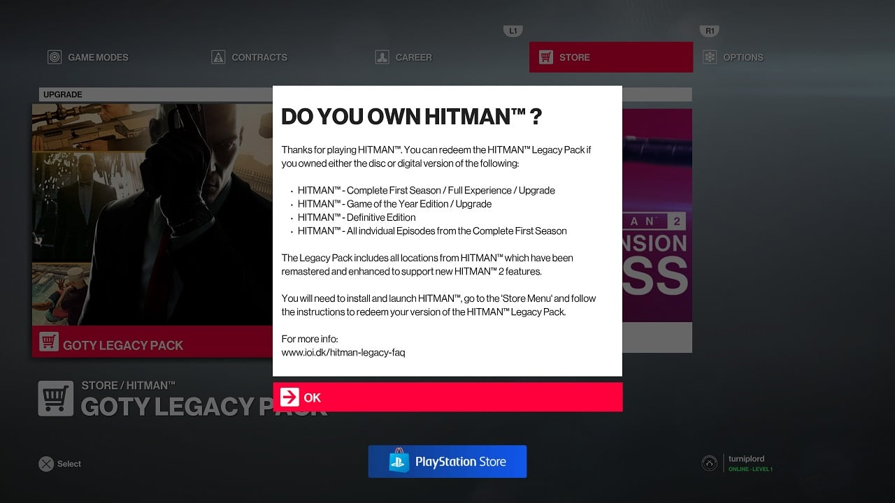 HITMAN 2 7