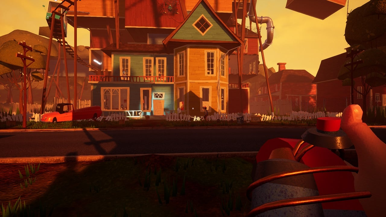 Hello Neighbor (PS4) Review | GamePitt - tinyBuild