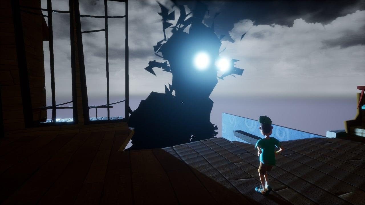 Hello Neighbor (PS4) Review | GamePitt - tinyBuild