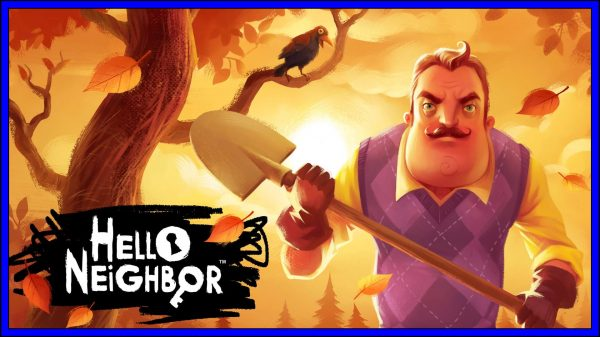 Hello Neighbor (PS4) Review