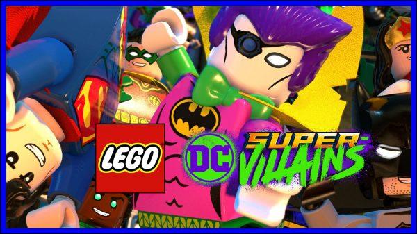 LEGO DC Super-Villains (PS4) Review