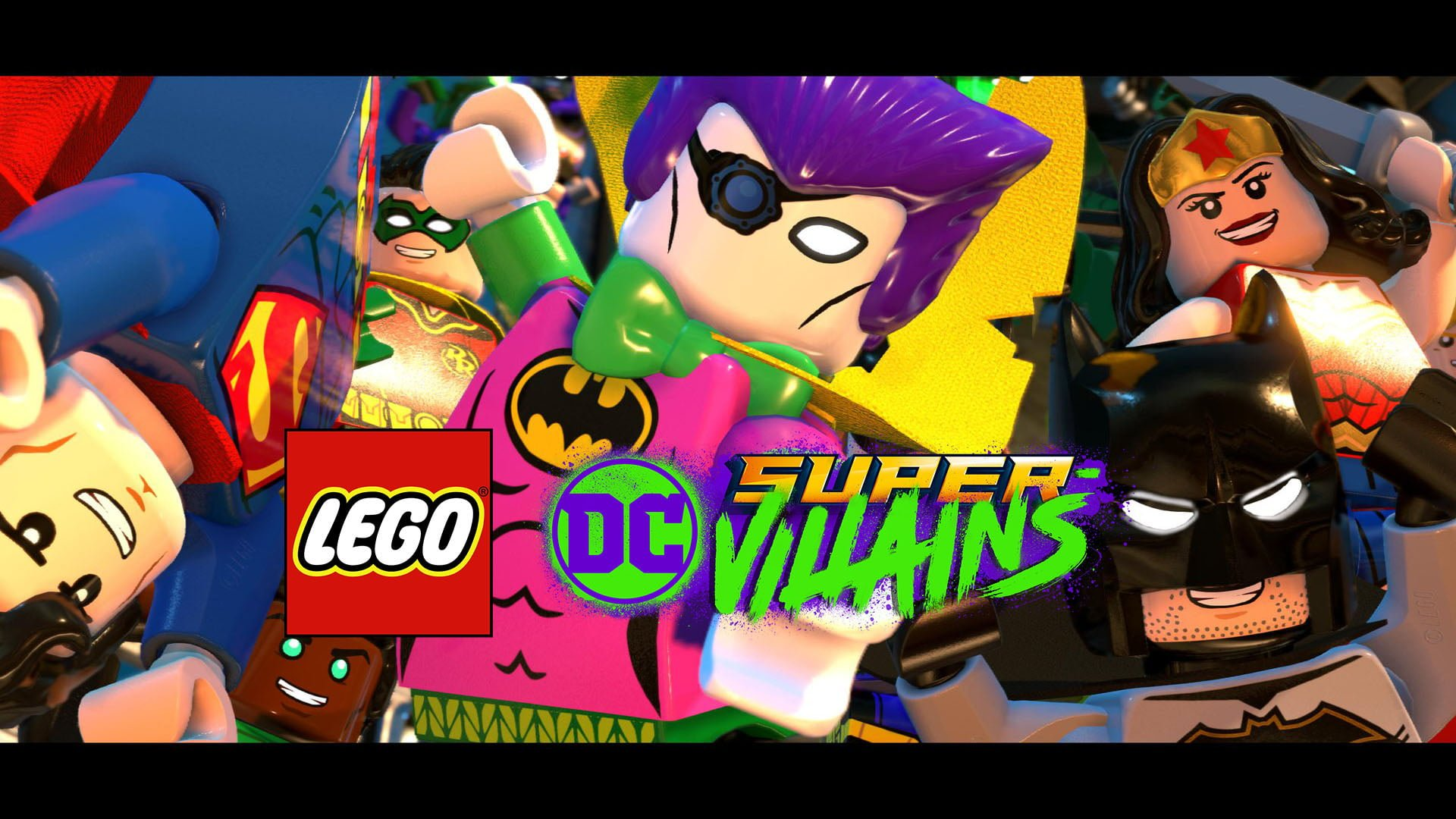 LEGO DC Super-Villains (PS4) Review