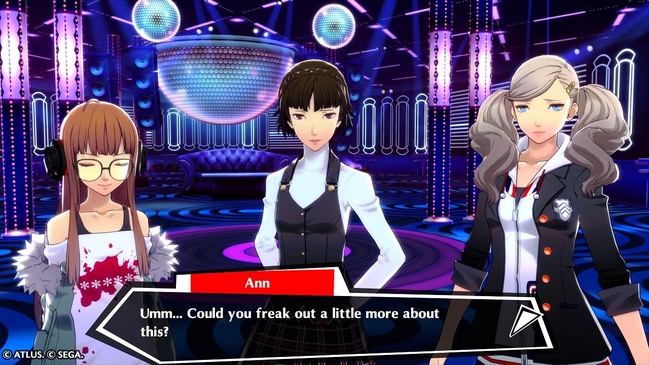 Persona 3 and 5 Endless Night Collection