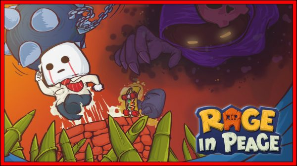 Rage In Peace (Nintendo Switch) Review
