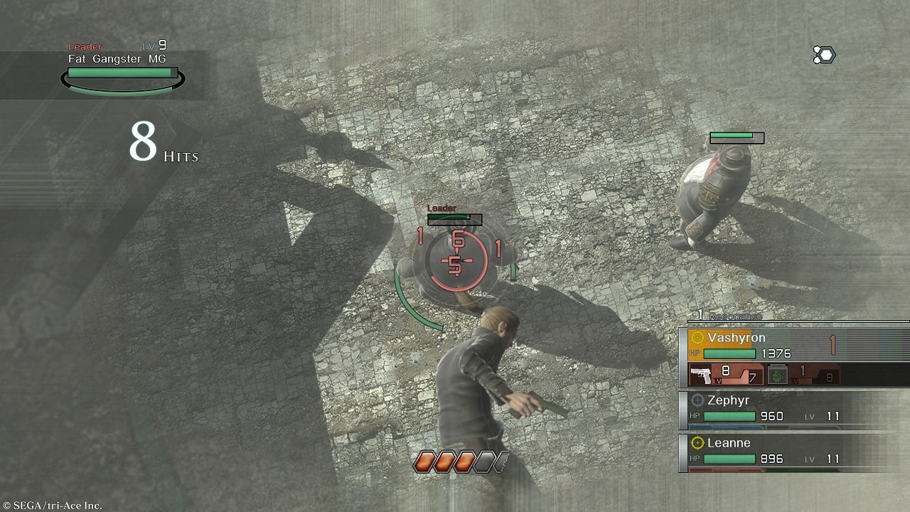 Resonance of Fate 0