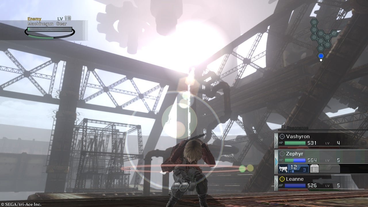 Resonance of Fate 1