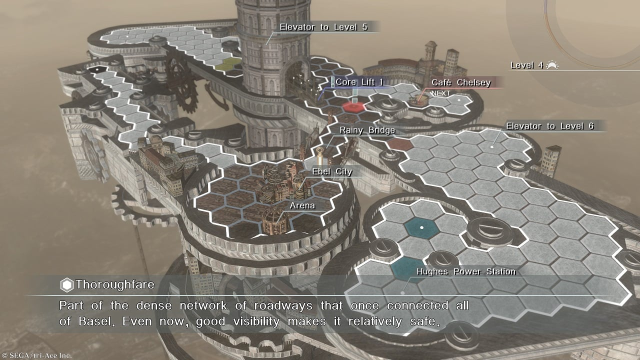 Resonance of Fate 3