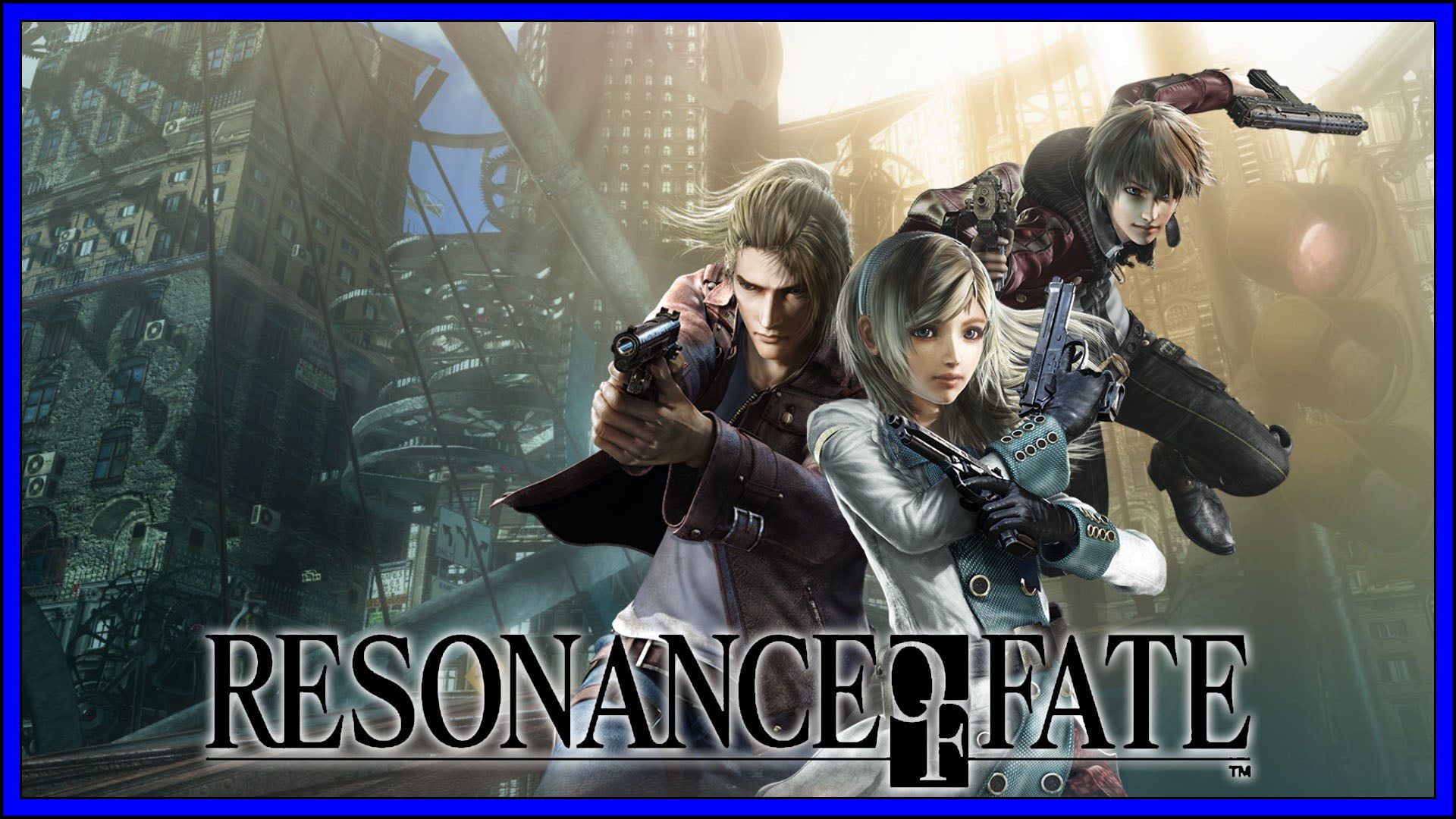 Resonance Of Fate Fi3
