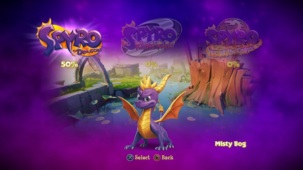 Spyro Reignited Trilogy 1