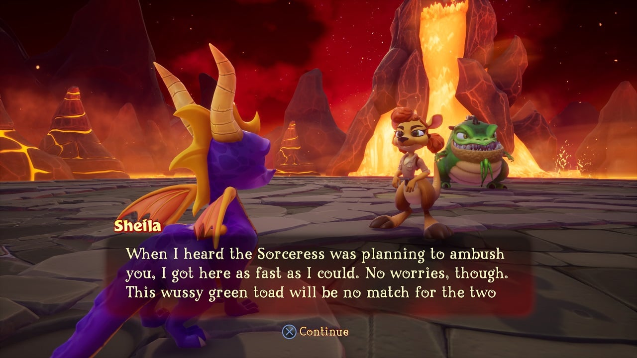Spyro Reignited Trilogy 6