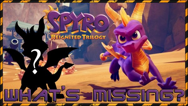 There's something missing from the Spyro Reignited collection…