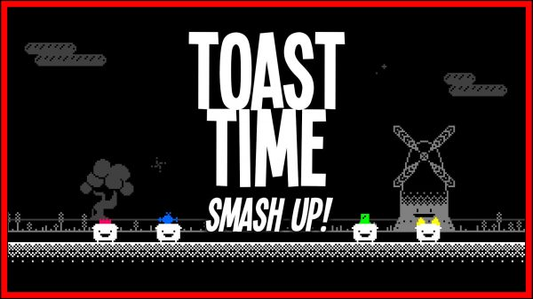 Toast Time: Smash Up! (Switch) Review