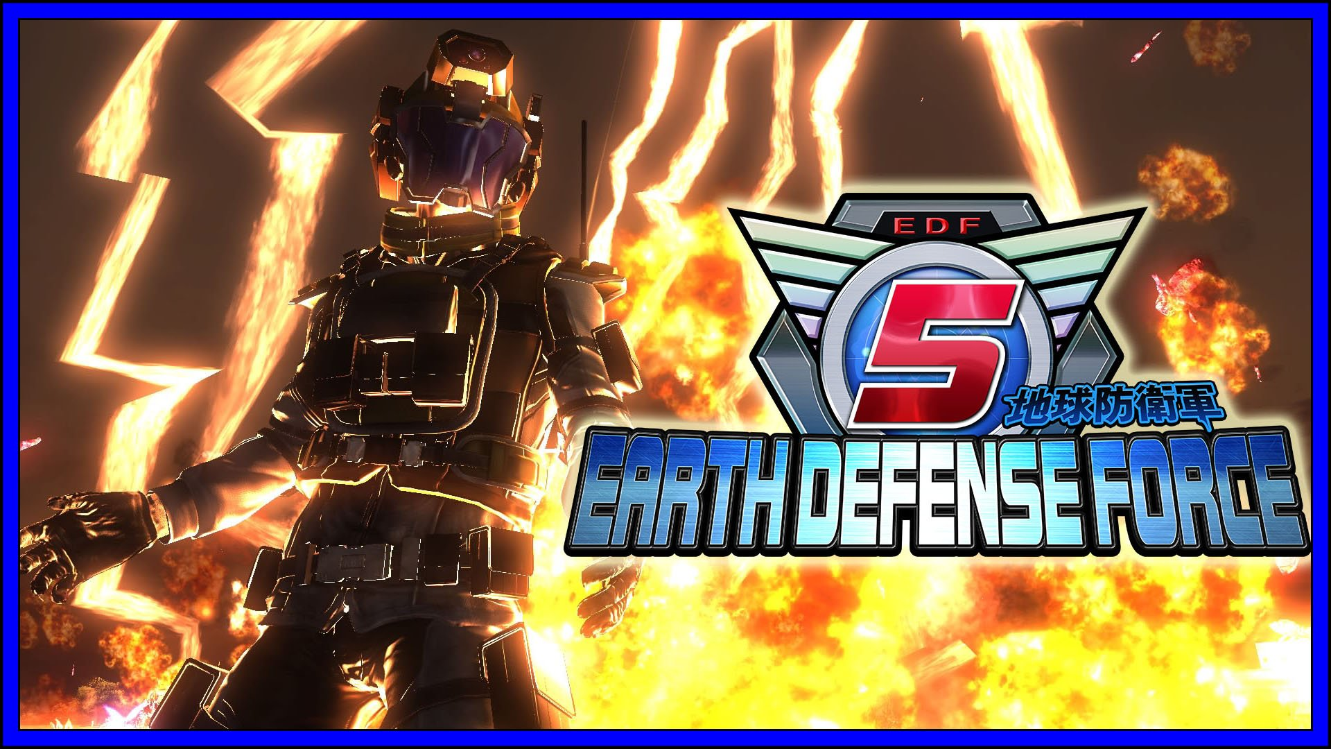 Earth Defense Force 5 Fi3