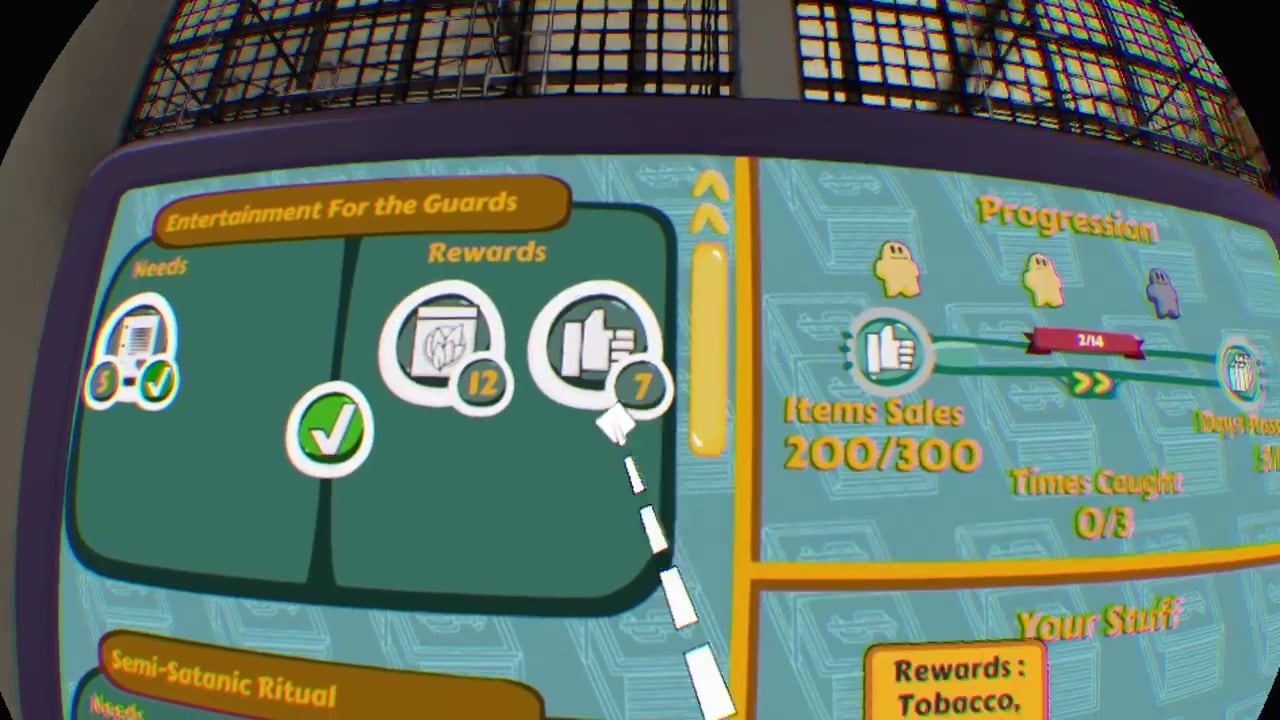 Prison Boss VR 2