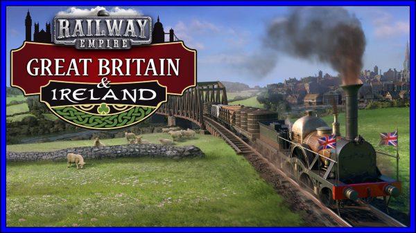Railway Empire: Great Britain & Ireland [DLC] (PS4) Review